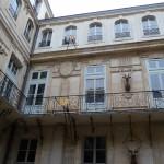 Cour des cerfs, Versailles intime, Château de Versailles (Yvelines)