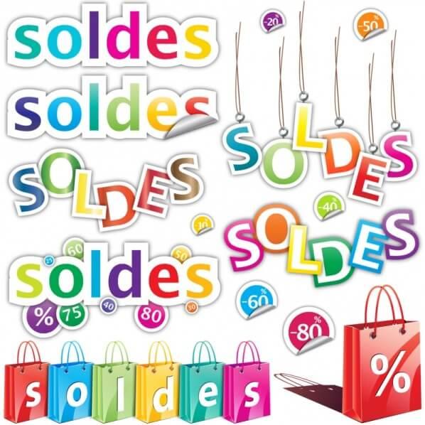 Soldes, photo © Spiral Media / Fotolia.com