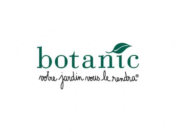 Logo de Botanic