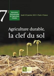 Rencontres internationales de l'agriculture durable, Demeter, Paris (75)