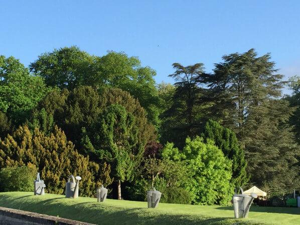 Journées des Plantes, Domaine de Chantilly, Chantilly (60)