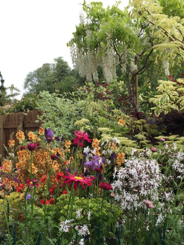 Hortiflor-Bureau, Journées des Plantes, Domaine de Chantilly, Chantilly (60), 15 mai 2015, photo Alain Delavie