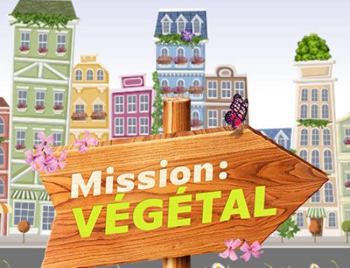 Mission : Végétal tous les soirs sur M6 pour le début du printemps