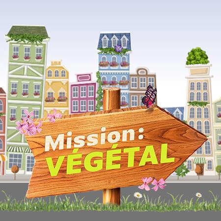 Mission Végétal, émission sur M6
