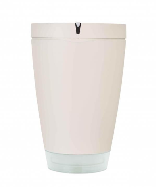 Parrot Pot, couleur porcelaine (blanc)