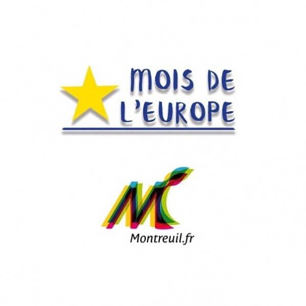 Ville de Montreuil-sous-Bois (93), mois de l'Europe