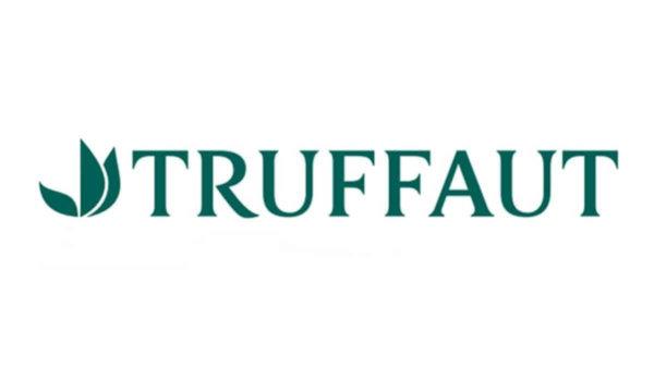 Logo enseigne de jardineries Truffaut