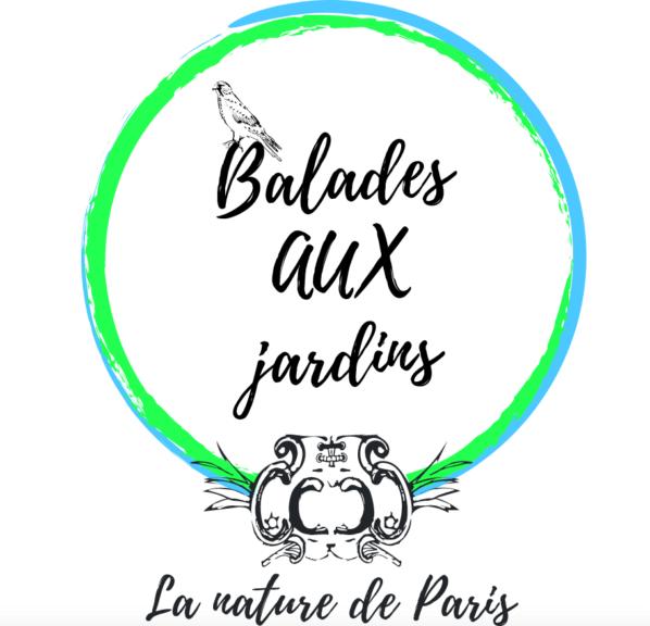 Logo Balades aux Jardins