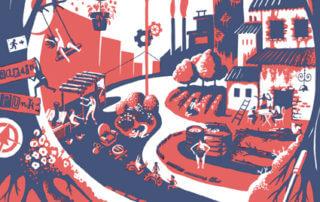 Petit traité du jardin punk, Apprendre à désapprendre, Éric Lenoir, Terre Vivante
