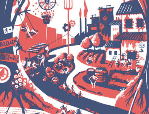 Petit Traité du jardin punk, prix Saint-Fiacre 2019