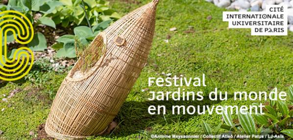"""Concours """"Jardins du monde en mouvement"""", CIUP, Paris, 2019"""