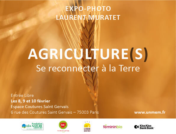 Expo-photo Agriculture(s), Paris 75, du 7 au 10 février 2019