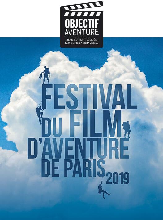 4e édition du festival Objectif Aventure, le festival du film d'aventure de Paris