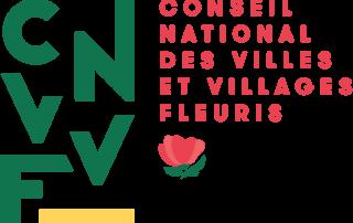 Logo du Conseil National des Villes et Villages Fleuris