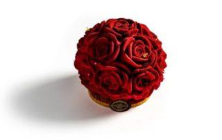 Saint-Valentin au Café Pouchkine : la nouvelle Rosa Pouchkine