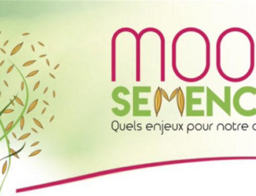 Inscription pour le MOOC «Semences végétales, quels enjeux pour notre avenir ?»