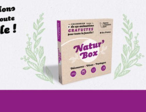 Faites le plein de nature avec la Natur'Box 2019 !