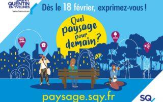 Quel paysage pour Saint-Quentin-en-Yvelines ? Exprimez-vous