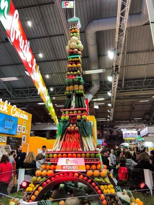 Tourfl, Interfel, Salon International de l'Agriculture 2019, Paris 15e (75)