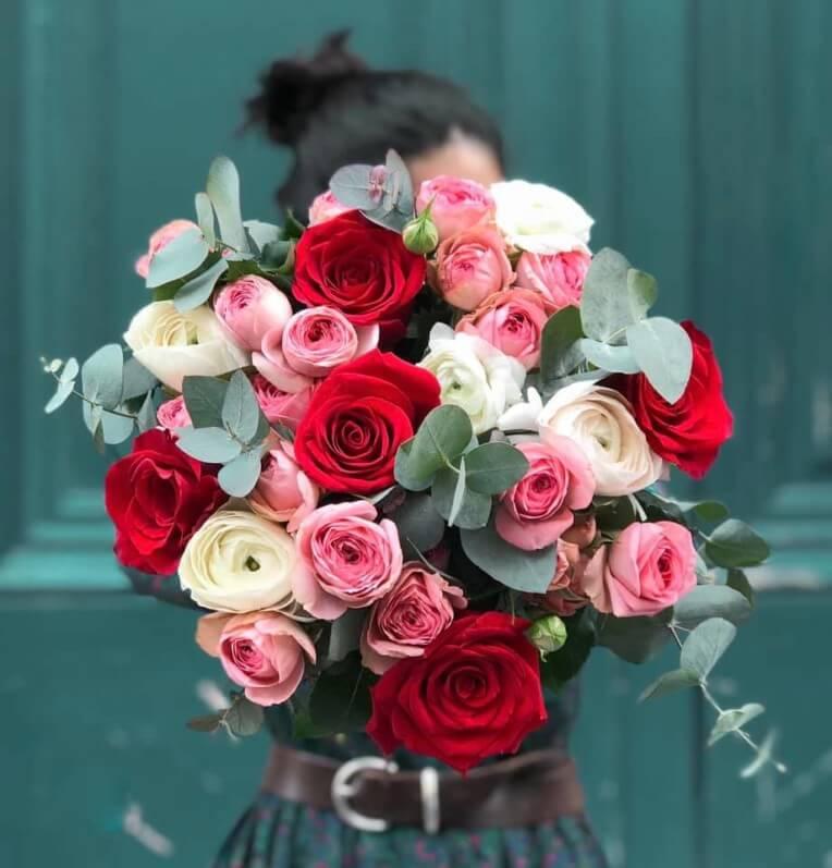 Bouquet Ispahan, Bergamotte, Pierre Hermé