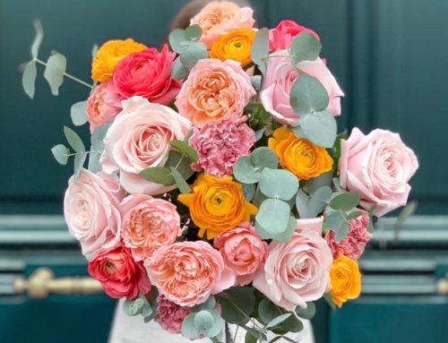 Collaboration gourmande et fleurie de Bergamotte avec Pierre Hermé
