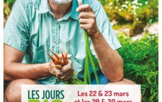 Affiche de la collecte de pesticides dans les jardineries botanic, mars 2019