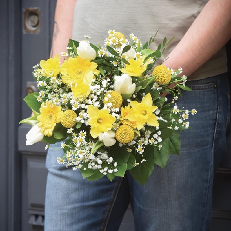 Bouquet Pierrette, Le Jardin des Fleurs, mars 2019