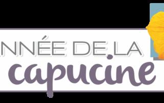Logo, capucine fleur de l'année 2019, Fleuroselect