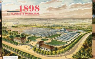 Jardin des serres d'Auteuil, Paris 16e (75)