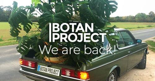 Vente éphémère de plantes, Botan Project, Paris 11e (75)