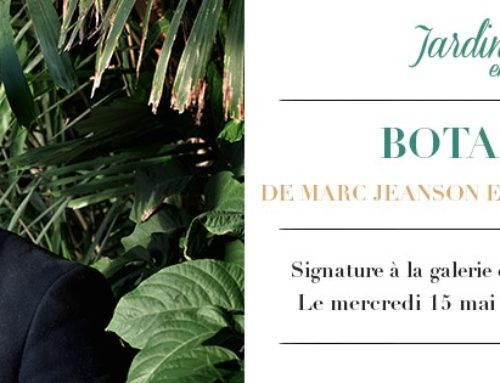 Botaniste, signature chez Jardins en Art