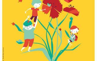 Affiche de la 13e édition de la Fête de la Nature, mai 2019