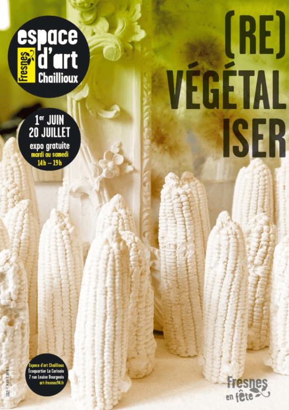 Du 1er juin au 20 juillet 2019, exposition (re)végétaliser, Fresnes (94)