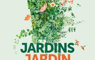 Affiche Jardins Jardin 2019, Jardin des Tuileries, Paris 1er (75), 6 au 9 juin 2019