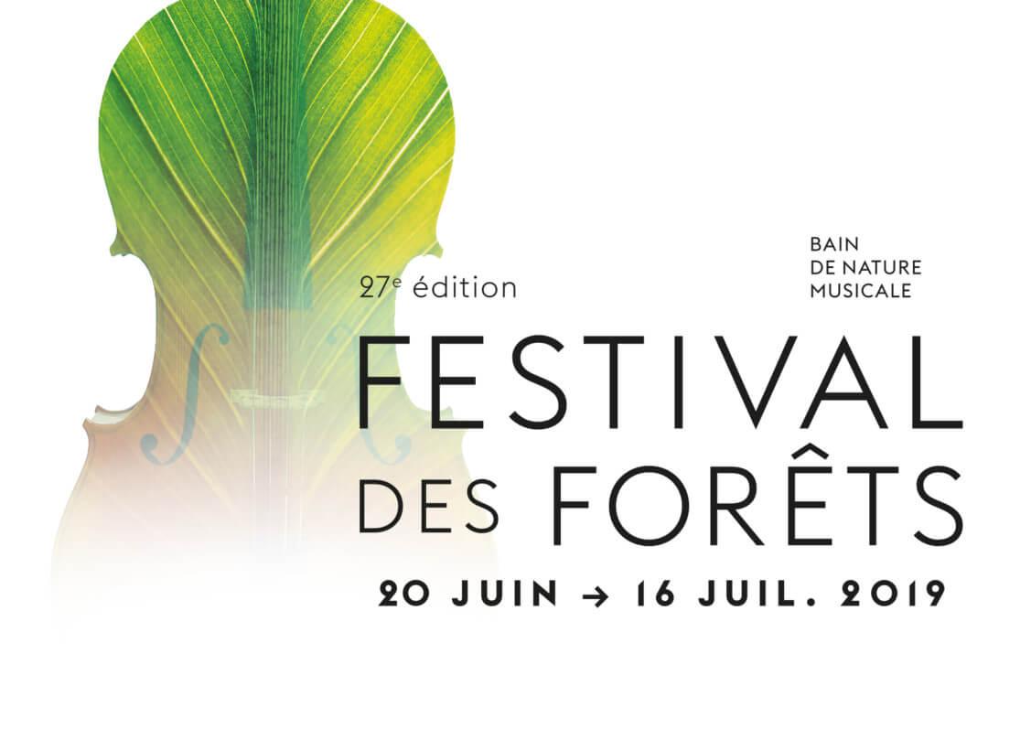 Festival des Forêts, Compiègne et Laigue, juin et juillet 2019