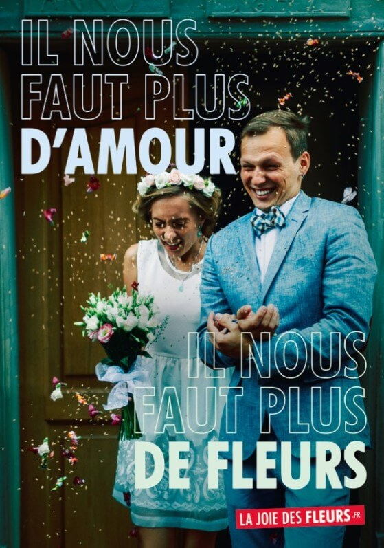 Pour une irrépressible envie de plus de fleurs, Lajoiedesfleurs.fr met Paris en bouquets