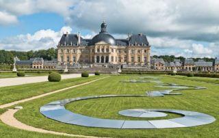 Les Rubans Ephémères dans les jardins du château de Vaux-le-Vicomte ©Collectif Image 11