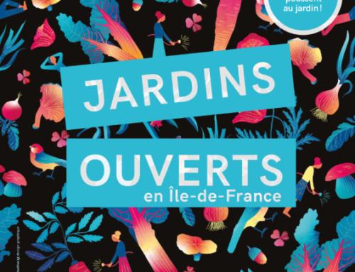 Jardins Ouverts en Île-de-France les 5 et 6 octobre 2019