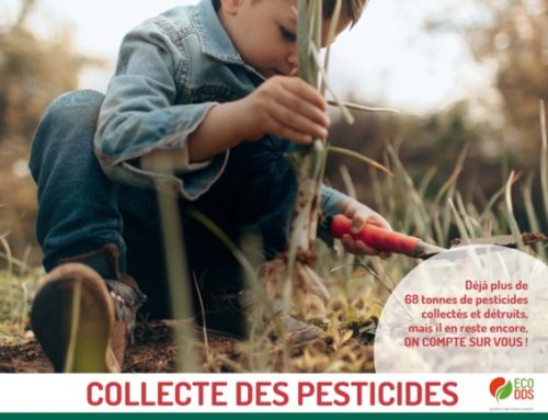 Nouvelle collecte nationale de pesticides avec Botanic