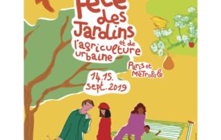 Fête des jardins et de l'agriculture urbaine de Paris les 14 et 15 septembre 2019