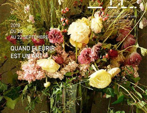 Événement «Quand fleurir est un art» les vendredi 20, samedi 21 et dimanche 22 septembre 2019