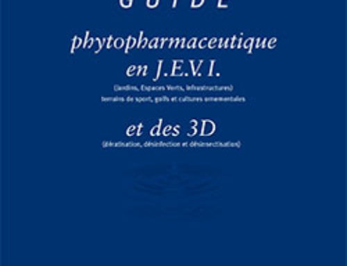 Le guide phytopharmaceutique en J.E.V.I. et des 3D s'enrichit d'un index sur le biocontrôle