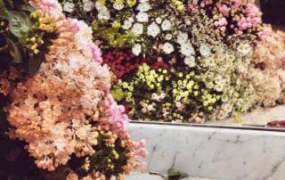 Atelier floral, masterclass, Maison Lachaume, Paris 8e (75)