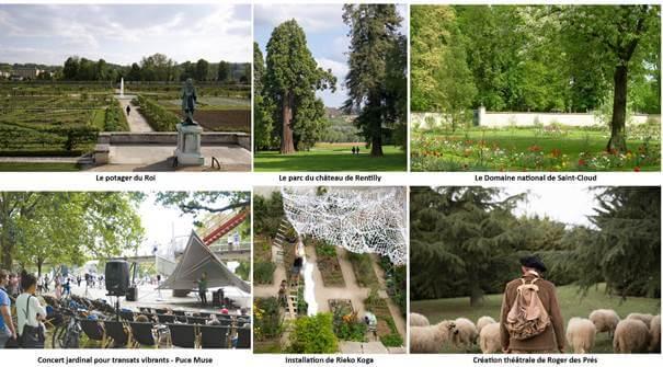 Jardins ouverts en Île-de-France, octobre 2019
