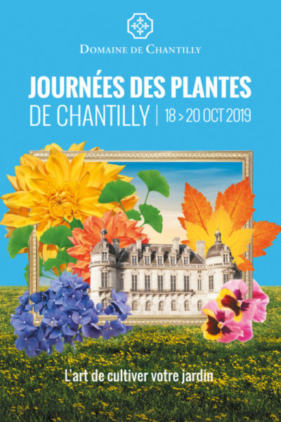 10e édition des Journées des Plantes de Chantilly les 18, 19 et 20 octobre 2019