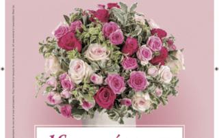 Au nom de la rose et l'association Rose Up, campagne Octobre rose