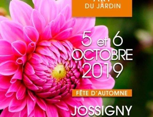 3ème édition de la Fête d'automne au Château de Jossigny (77)