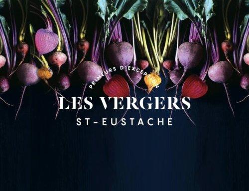 Les Vergers St Eustache à Rungis au Grand Palais du 15 au 17 novembre 2019
