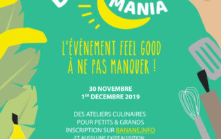 2e édition de BananaMania, Paris 3ème (75)