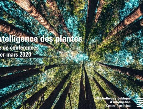Comment les plantes collaborent ? L'intelligence des plantes, conférence Bpi-Centre Pompidou